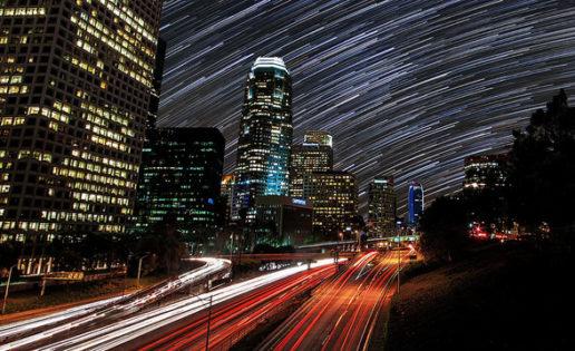 Vídeo: Cómo serían los cielos de las ciudades si los pudiéramos ver a oscuras