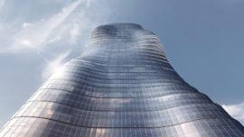 Las curvas de Beyoncé inspiraron este espectacular rascacielos