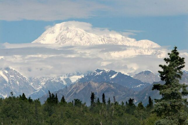 Obama renames Mt McKinley to Denali