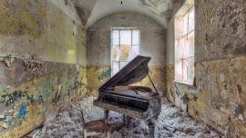 Los edificios abandonados más bellos de Europa