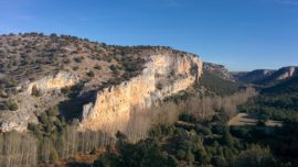 Hoces del río Riaza: el solitario reino de la belleza castellana