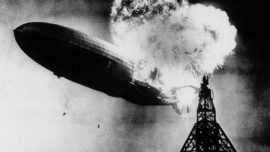 El Hindenburg y el orgullo nazi ardieron hace 80 años