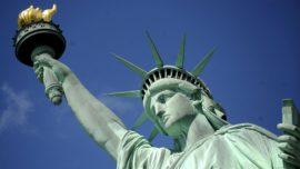 ¿Por qué la Estatua de la Libertad es verde?