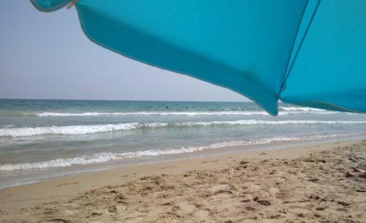 Una playa llamada Desolación
