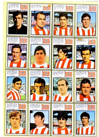 Athletic cromos2