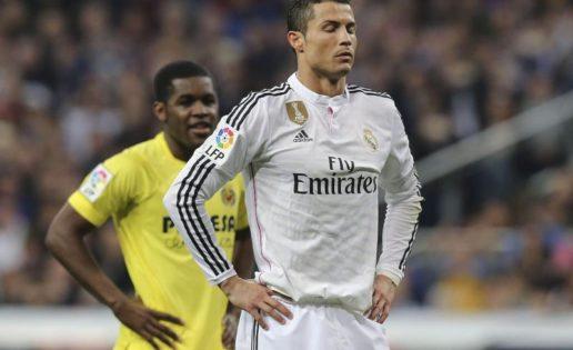 Dos empates en las tres últimas visitas del Villarreal al Bernabéu