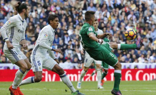 Las derrotas del Leganés y el récord de Benzema