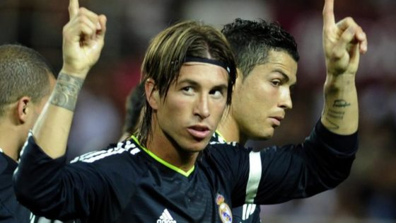 Sergio Ramos, dos años en propia meta en el Sánchez Pizjuán