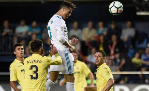 El último gol de Cristiano Ronaldo