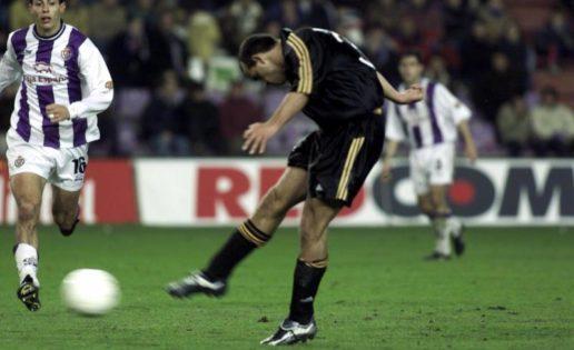 Aquel Real Madrid en crisis en Valladolid