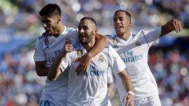 Cuatro victorias encadena el Real Madrid en Getafe