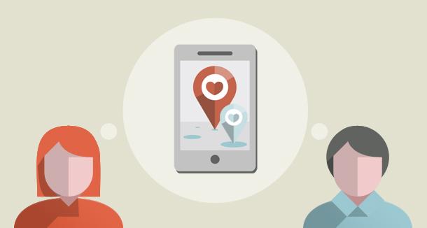 Aplicaciones para encontrar gente