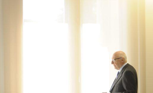 Padre de la Constitución y presidente del Prado