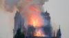 Fuego en la catedral