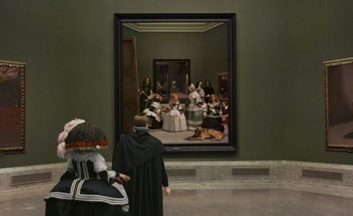 Selfies en el Prado
