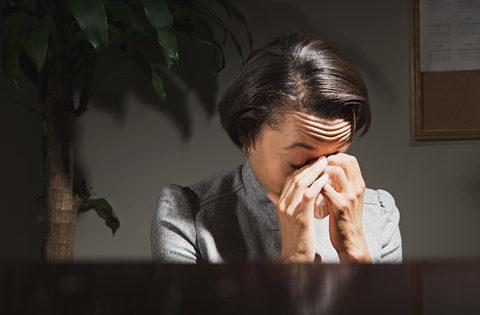 Por qué nunca debes llorar en el trabajo