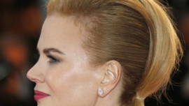 Nicole Kidman reinterpreta el Mohawk