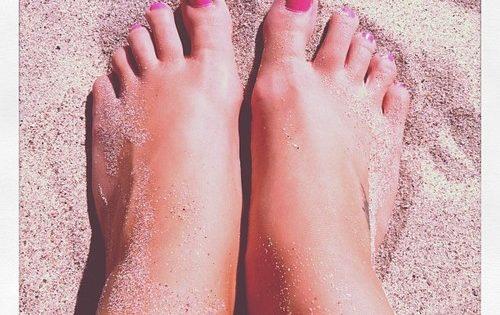 ¿Tienes los pies gordos? Instagram te delata