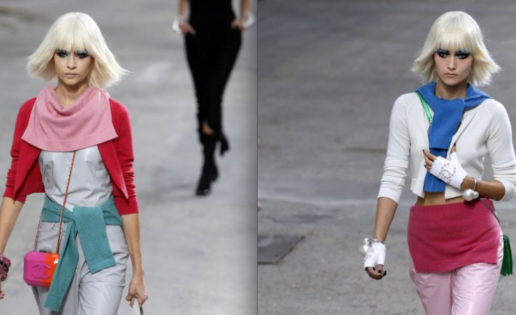 Karl Lagerfeld loves Borjamari y Pocholo