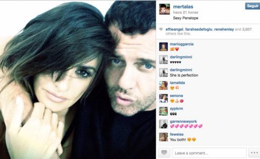 ¿Han viajado Mert&Marcus a Madrid para fotografiar a Penélope?