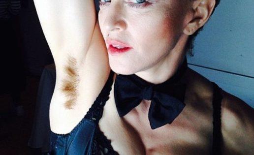 Madonna no será embajadora de Gillette