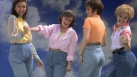 Si no quieres ligar, usa «mom jeans»