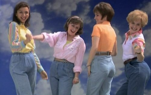 Si no quieres ligar, usa «mom jeans»