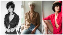 La firma Equipment ahorra en fotógrafo y estilista para su nueva campaña