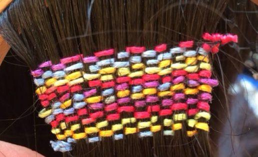 «Tapízate» el pelo