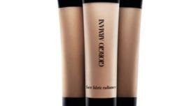 Face Fabric de Armani, el maquillaje que sienta como un guante a la piel