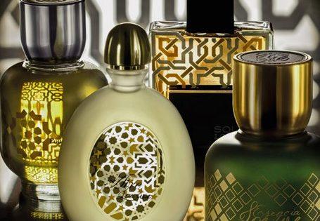 Los perfumes de Loewe tienen arte