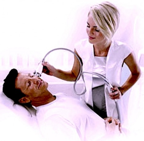 LPG Endermologue facial La Polvera