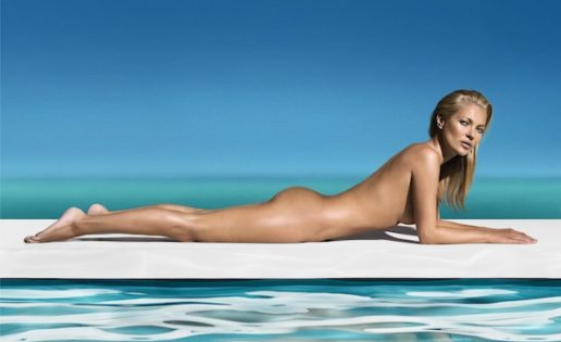 Kate Moss y yo solo nos desnudamos con St.Tropez