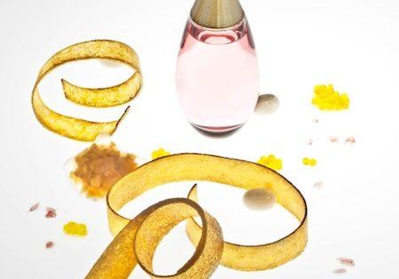 ¿A qué sabe un perfume?