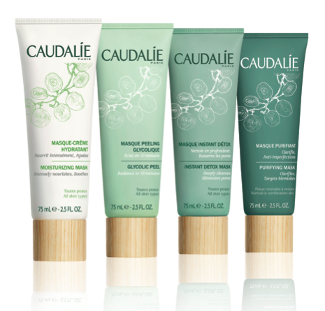 Mascarillas Spa Caudalie