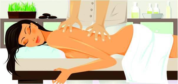 club masajes sentado en la cara