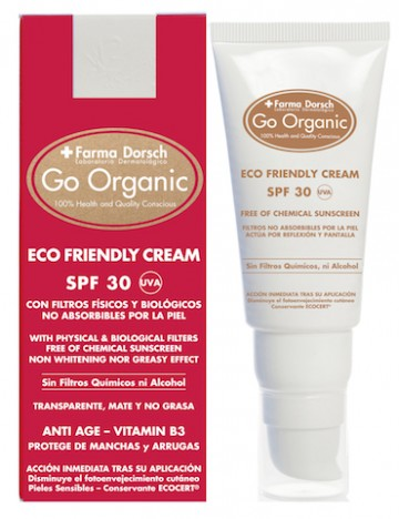 ECO FRIENDLY SPF 30 airless
