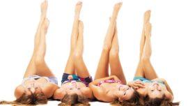 La depilación láser sí es para el verano