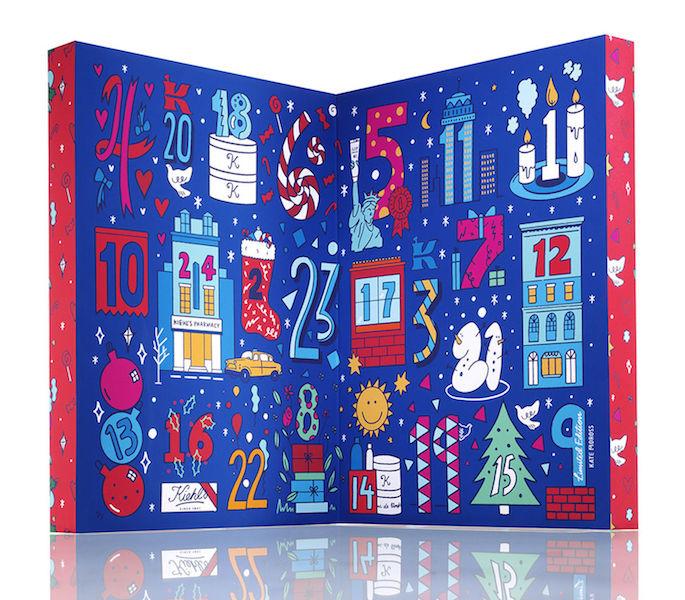 12 calendarios de adviento beauty para llegar a Navidad con