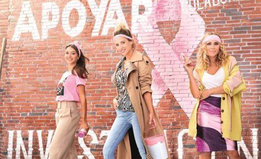 Todo lo que la cosmética que se tiñe de rosa hace por ti, y por ellas!