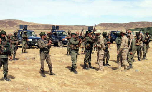 Misión especial: así adiestra España a las fuerzas de Mauritania