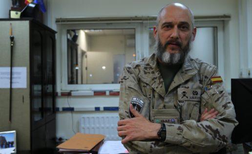 """Advertencia de general (III): """"Los señores de la guerra pueden volver a Afganistán"""""""