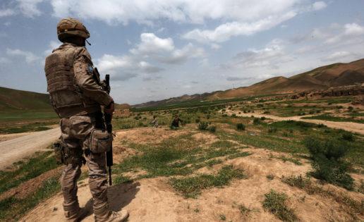 Badghis (II): Soldados con mayúsculas en la Ruta Lithium