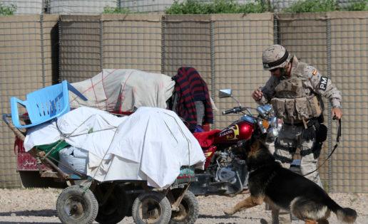 Badghis (XII): Policía Militar de Bétera, el guardián de la puerta