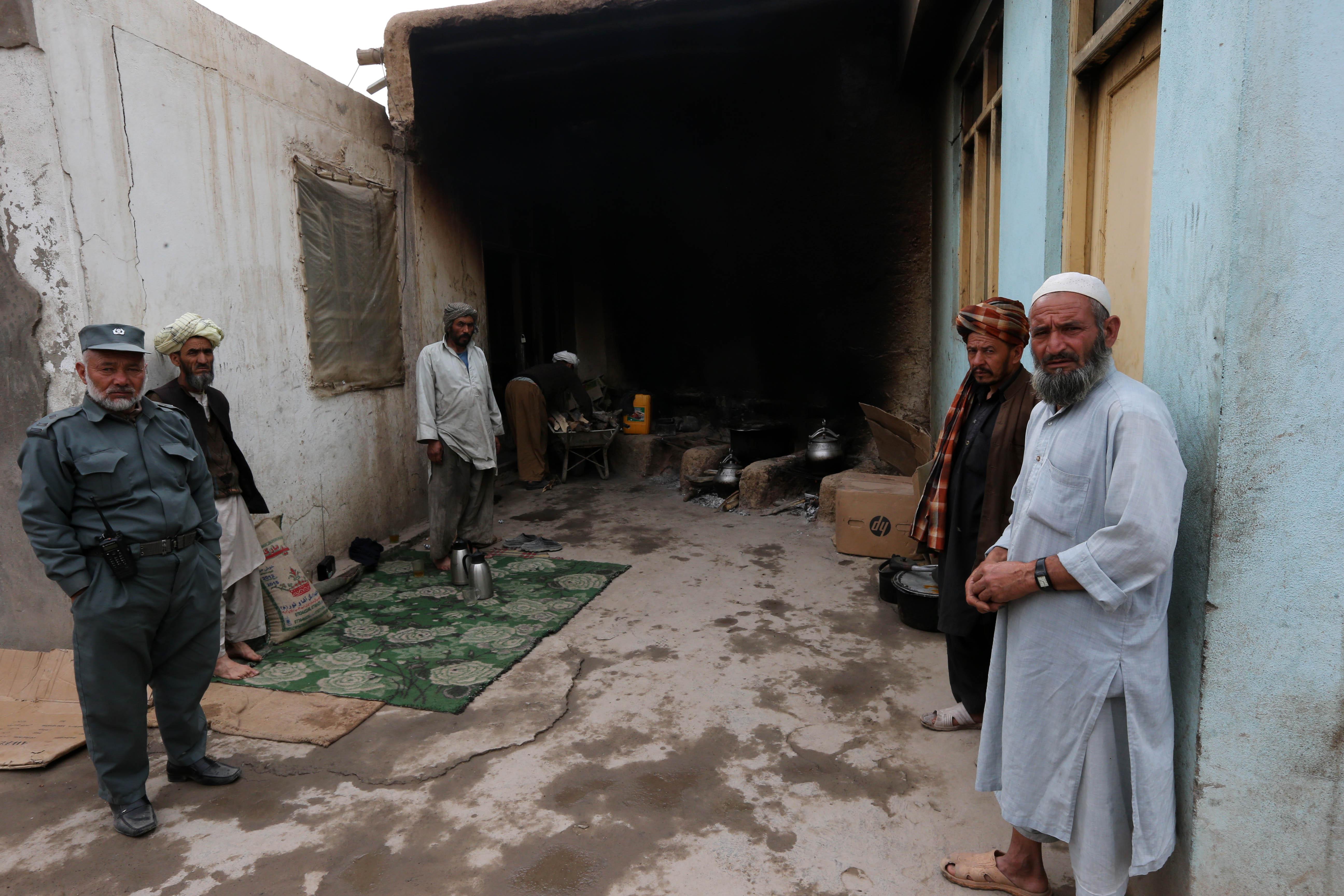 Badghis (VIII): La cárcel de las mujeres enamoradas