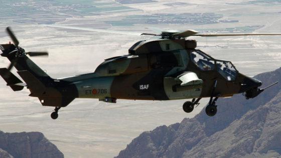 Mil nuevos cohetes de Thales para los helicópteros Tigre del Ejército