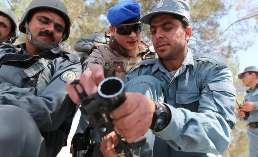 Herat (I): La Guardia Civil, ¡presente!