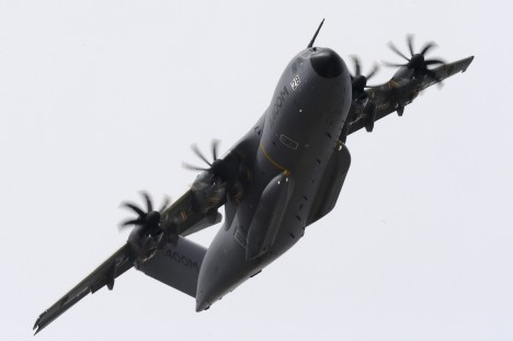 Airbus A-400M / REUTERS