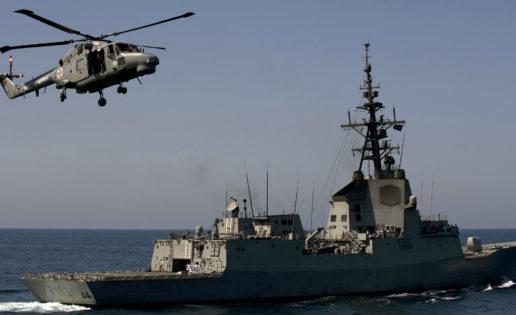 La Armada «preasigna» dos fragatas para escoltar a destructores de EE.UU. basados en Rota