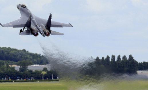 Paris Air Show: desde un caza ruso al «drone» israelí